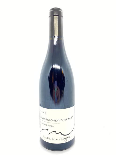 Lucien Muzard et Fils, Chassagne-Montrachet Vieilles Vignes Rouge