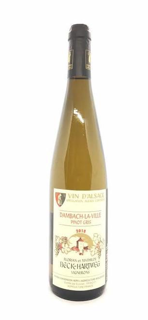 Beck-Hartweg Dambach-La-Ville Pinot Gris