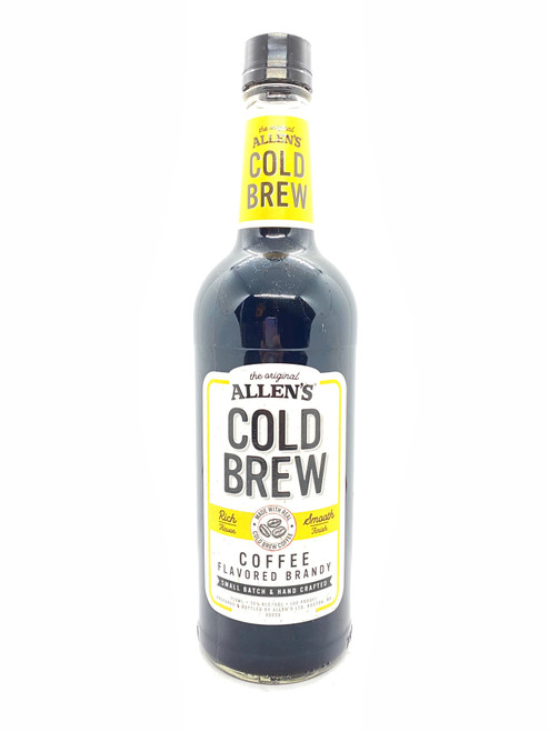 Allen's, Cold Brew Coffee Flavored Brandy
