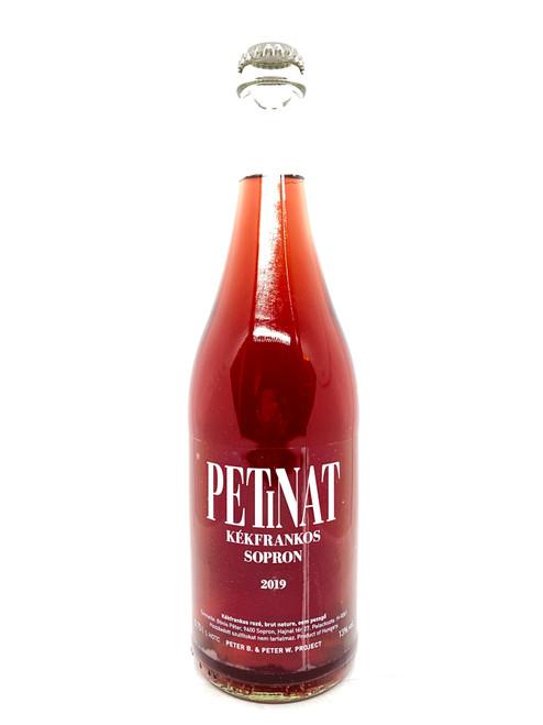Peter Wetzer Kékfrankos PetiNat Rosé