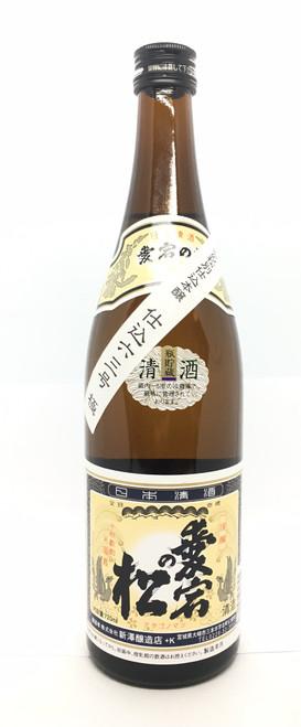 Tokubetsu Honjozo Sake, Atago No Matsu