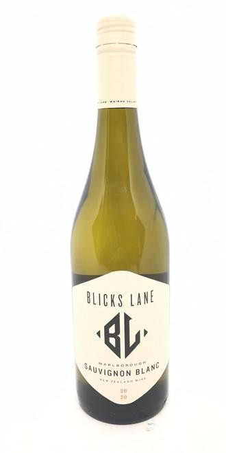 Blicks Lane Vineyards, Sauvignon Blanc Marlborough