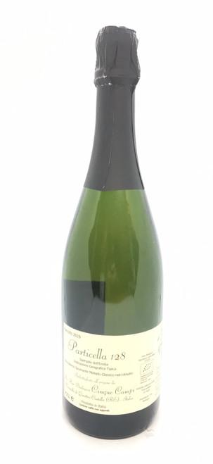 Cinque Campi, Particella 128 Vino Bianco Spumante Metodo Classico Non Dosato