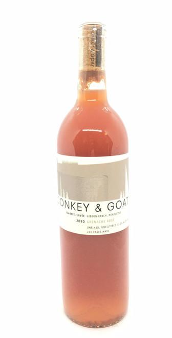 Donkey & Goat, Grenache Rosé Isabel's Cuvée Mendocino