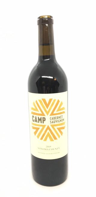 Camp, Cabernet Sauvignon Sonoma County