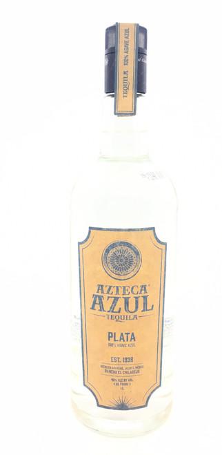 Azteca Azul Tequila Plata 1 Liter