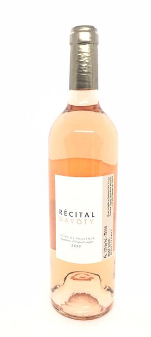 """Domaine Gavoty, """"Récital"""" Côtes de Provence Rosé"""