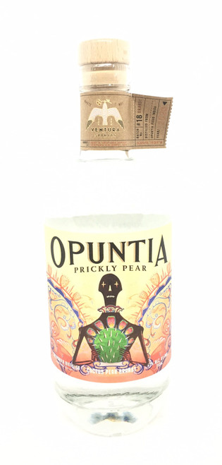 Ventura Spirits, Opuntia Prickly Pear Brandy