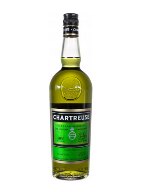 Chartreuse Green - 750ml