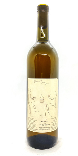 "Iberieli Tetri Kamuri Tsolikouri ""Romance With wine"""