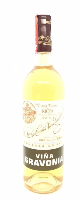 Lopez de Heredia 2012 Rioja Crianza Gravonia White