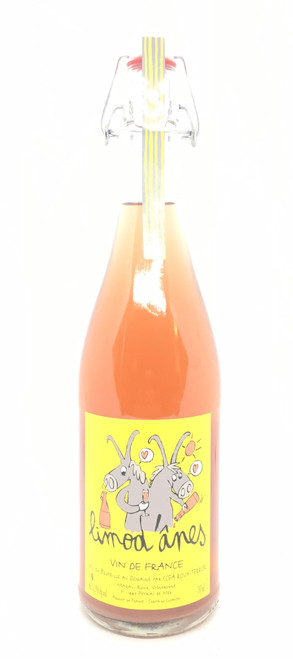 Domaine des Deux Anes - Limo d'Anes Petillant VDF Rose NV