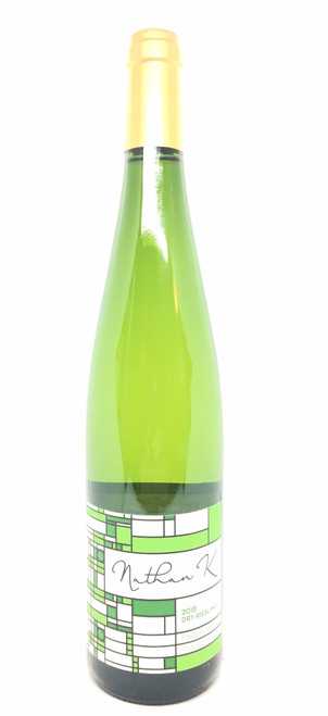 Nathan K. Wines, Finger Lakes Riesling Dry
