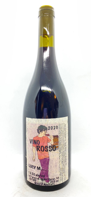 Lucy Margaux, Vino Rosso