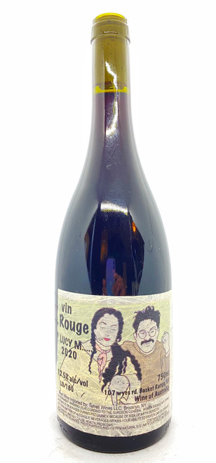 Lucy Margaux, Vin Rouge