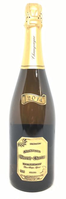 Champagne Vincent Charlot, Champagne Extra Brut l'Extravagant