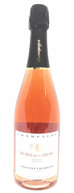 Champagne Vincent Charlot, Champagne Extra Brut Rubis De La Dune