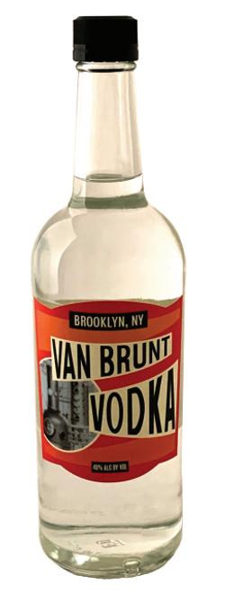 Van Brunt Stillhouse, Van Brunt Vodka