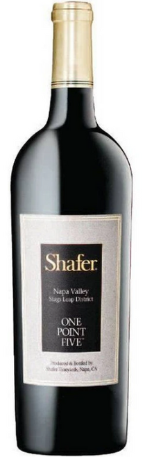 Shafer Vineyards, One Point Five Cabernet Sauvignon Stags Leap District (2018)