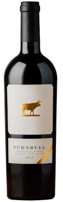 Turnbull Wine Cellars, Cabernet Sauvignon Estate Grown Napa Valley 2018