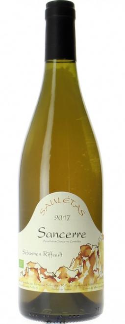 Sébastien Riffault, Sancerre Saulétas - 2017