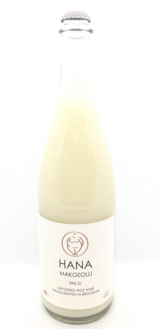 Hana Makgeolli, Takju Unfiltered Rice Wine