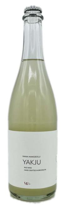 Hana Makgeolli, Yakju 14 Rice Wine