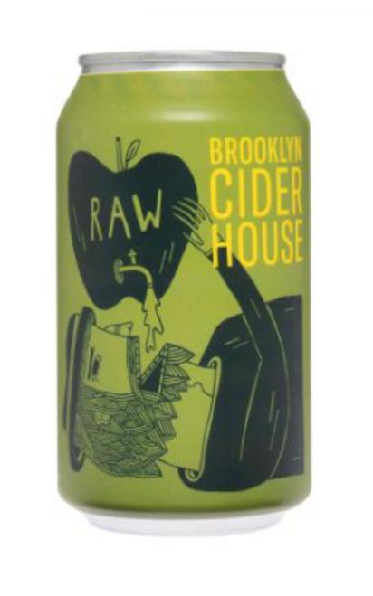Brooklyn Cider House, Raw