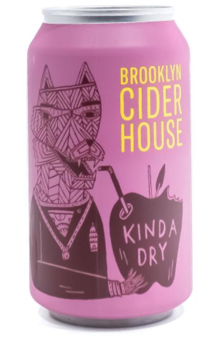 Brooklyn Cider House, Kinda Dry