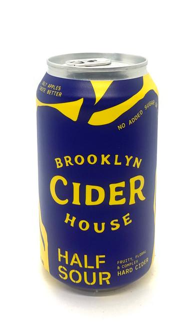 Brooklyn Cider House, Half Sour