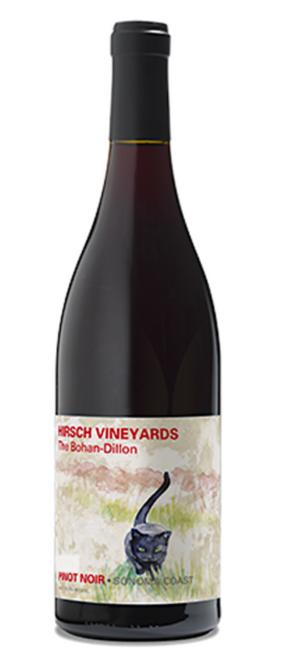 Hirsch Vineyards, Sonoma Coast Pinot Noir The Bohan-Dillon