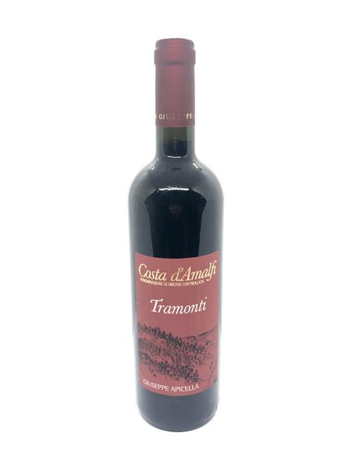 Apicella Costa d'Amalfi Tramonti Rosso
