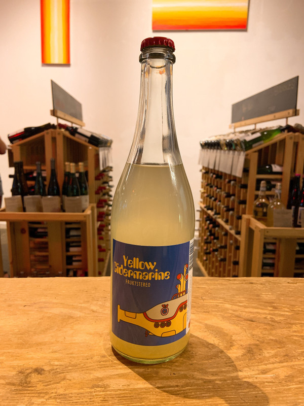 FRUKTSTEREO Yellow Cidermarine