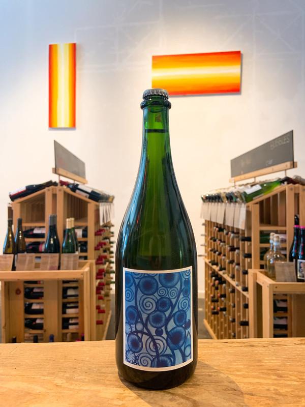Caleb Leisure Wines, Viognier Caesura Sierra Foothills