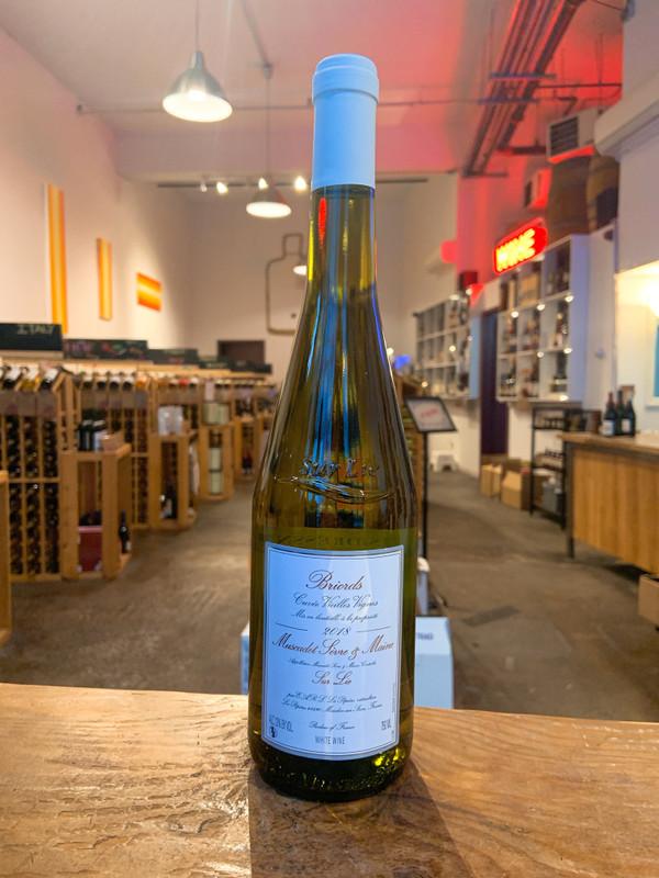 Domaine de la Pépière, Clos des Briords Muscadet Sèvre-et-Maine Sur Lie Cuvée Vieille Vignes