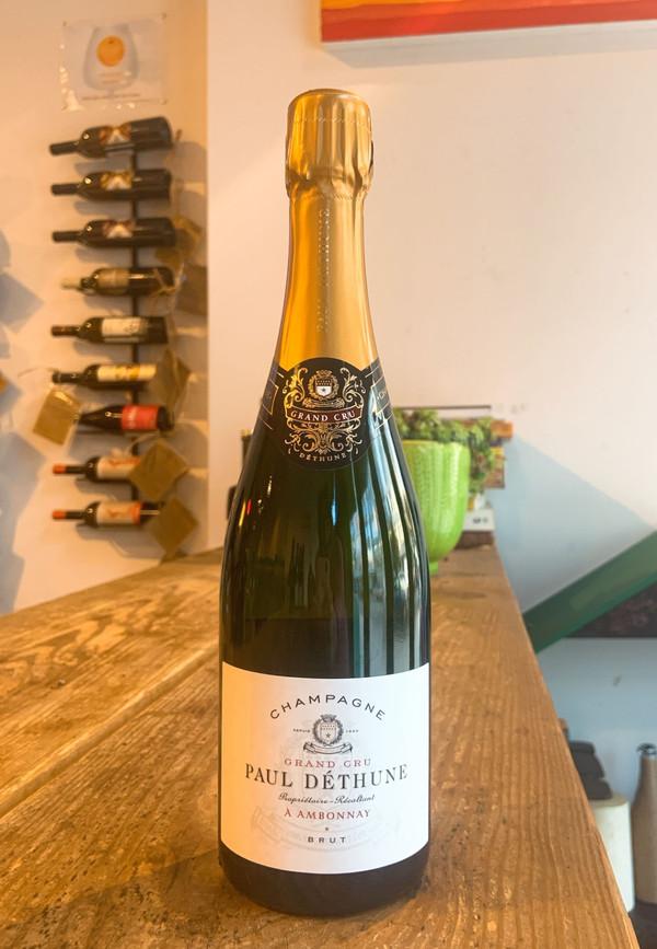 Paul Dethune Brut Grand Cru Champagne