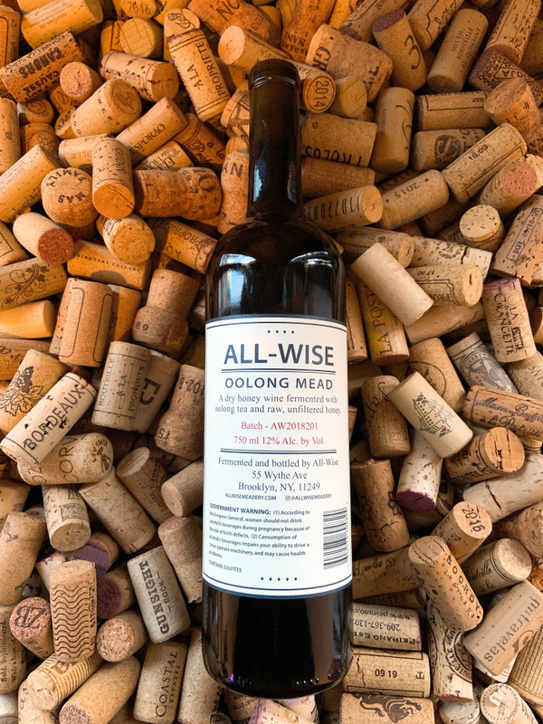 Oolong Mead All-Wise