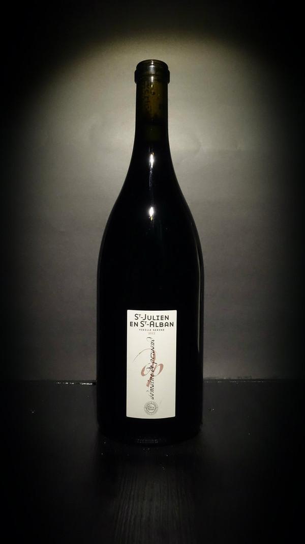 Texier, St-Julien en St-Alban Vieille Serine Pergaud (2012) 1.5L