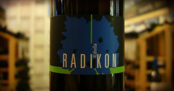Radikon, Ribolla Gialla 1.0L