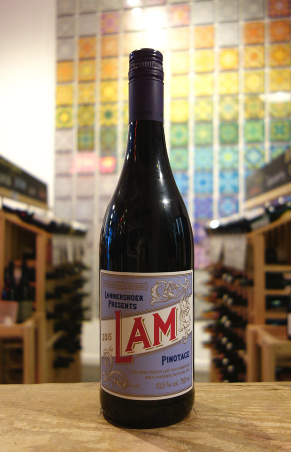 Lammershoek Farms & Winery LAM Pinotage