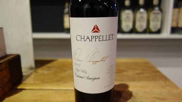 Chappellet Signature Cabernet Sauvignon Napa Valley