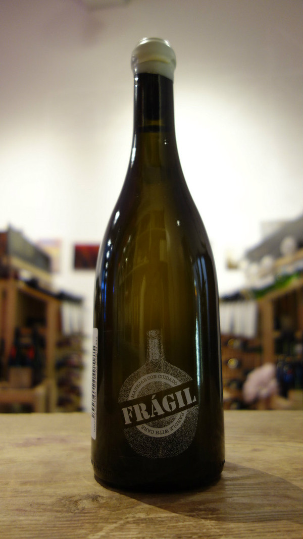 MicroBio Wines, Fragil Vino de la Tierra Castilla y León Verdejo