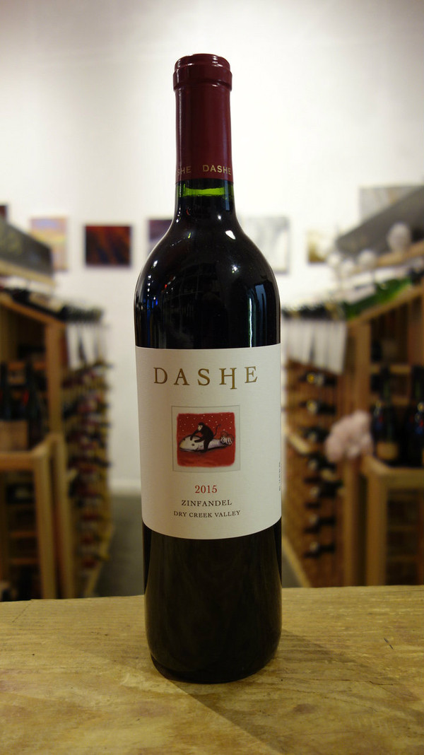 Dashe Cellars Dry Creek Zinfandel