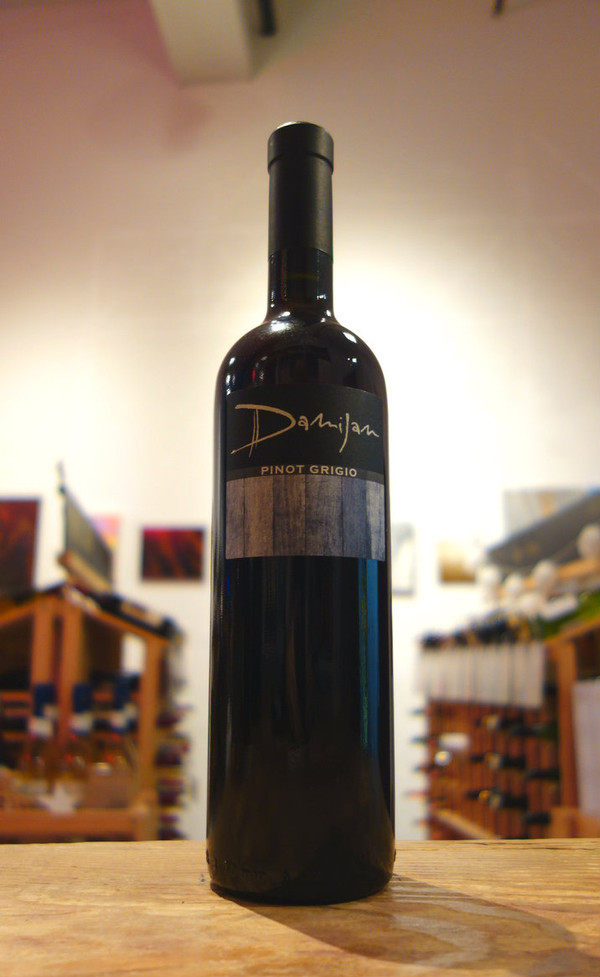 Damijan Podversic, Venezia Giulia Pinot Grigio