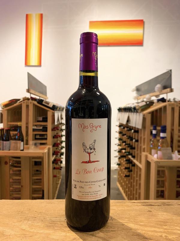 Mas Peyre, Vin de Pays des Côtes Catalanes Le Bon Coup