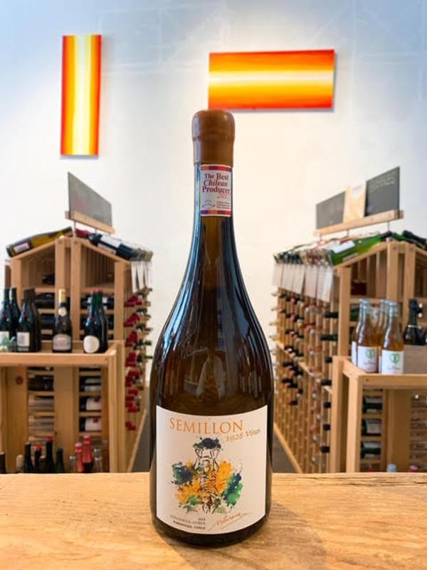 Maturana Wines, Sémillon Valle del Colchagua