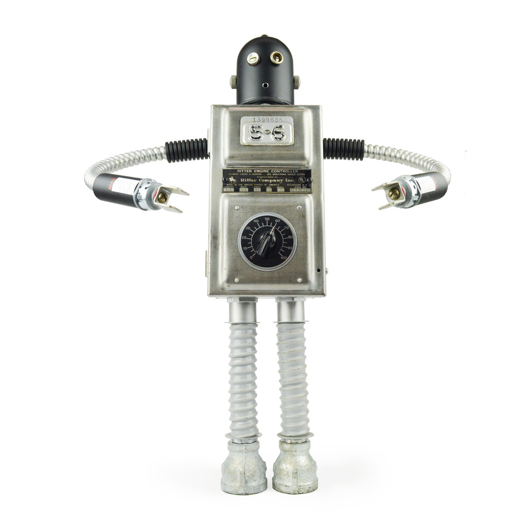 "Vintage Robot ""Max Ritter"""
