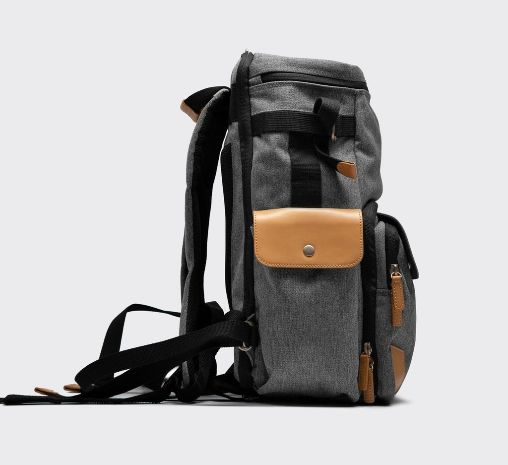 Venque Campro Grey Backpack