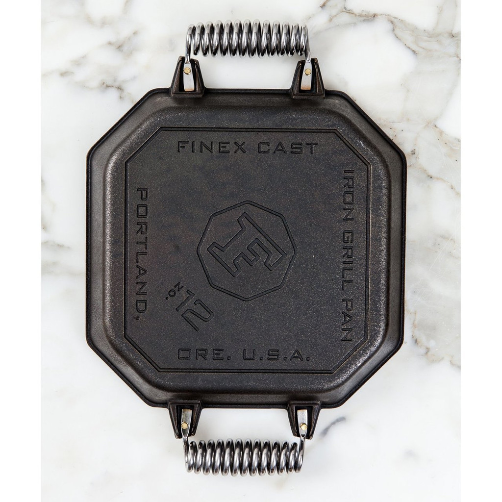 Finex 12 inch Grill Pan
