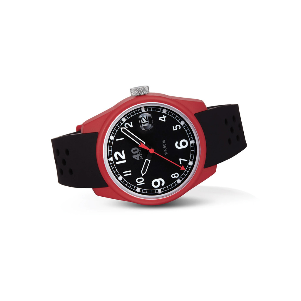 40 NINE Spartan 43mm Watch